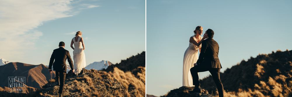 Coromandel Peak elopement