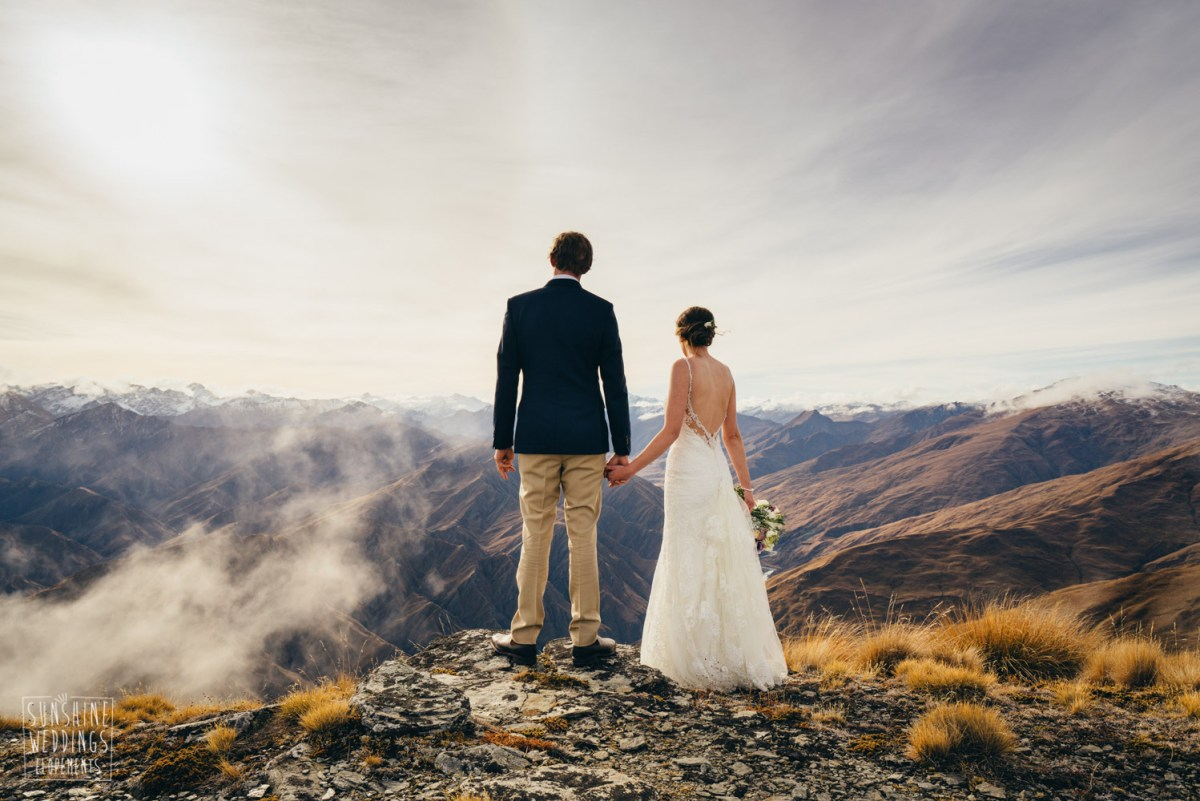elopement wedding packages vanguard peak