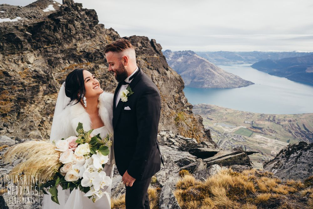 remarkables queenstown mountain wedding packages
