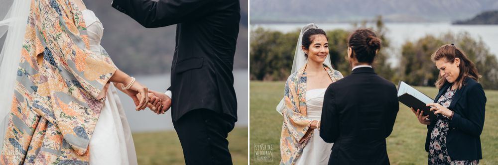 nz lake wedding