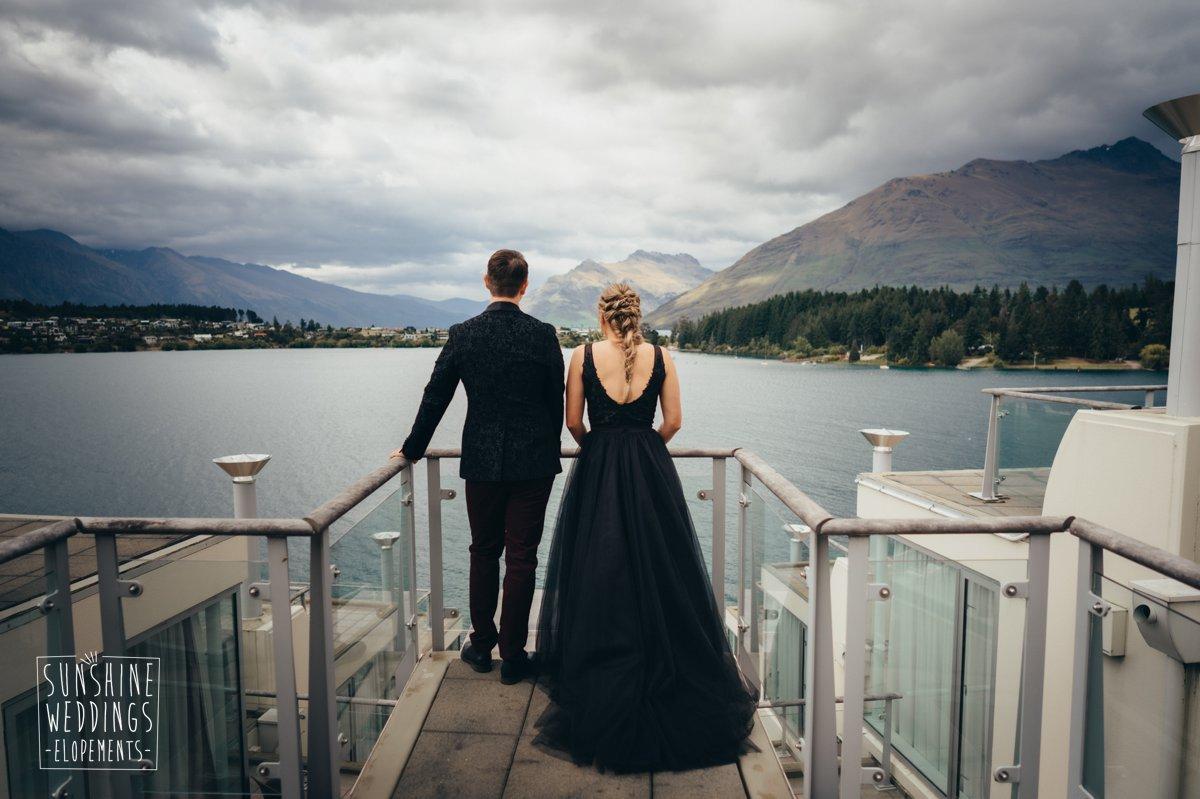 lake wakatipu wedding