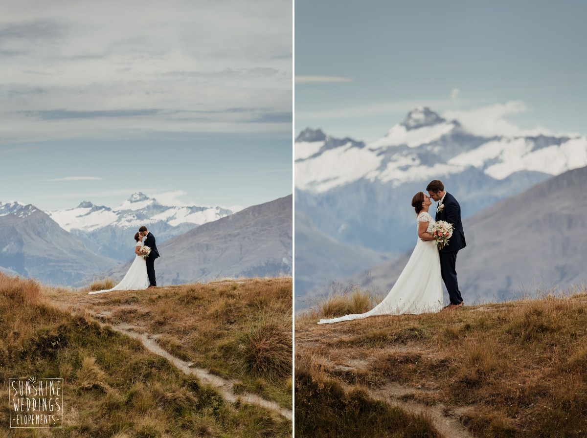 mountain weddings new zealand photographer
