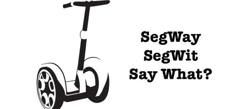 Bitcoin and Segregated Witness - SegWit