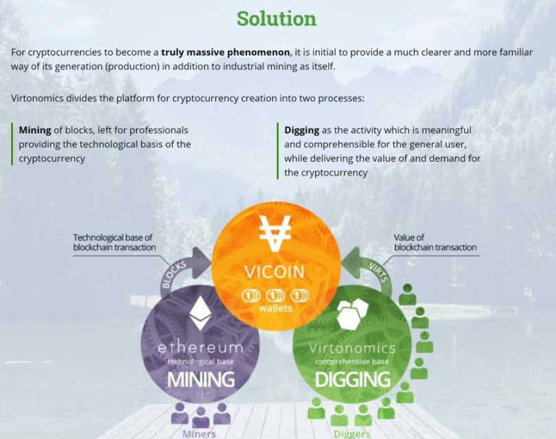 Virtonomics Solution