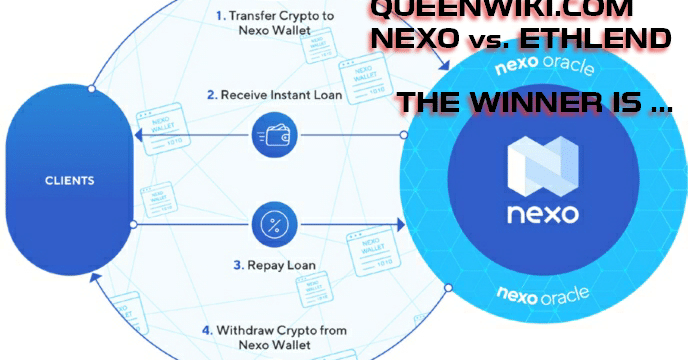 Nexo vs ETHLend Comparison