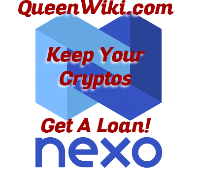 Nexo Cryptocurrency Lending Platform Crypto-Backed Loans
