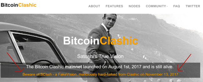 The REAL Bitcoin Core