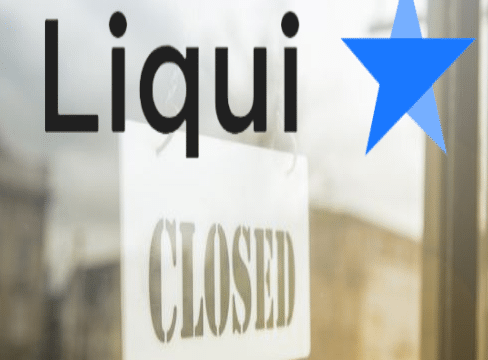 Liqui Exchange Closes