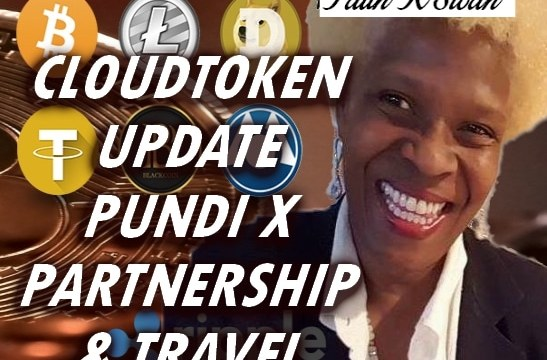 Cloud Token Update Pundi X Labs Travel