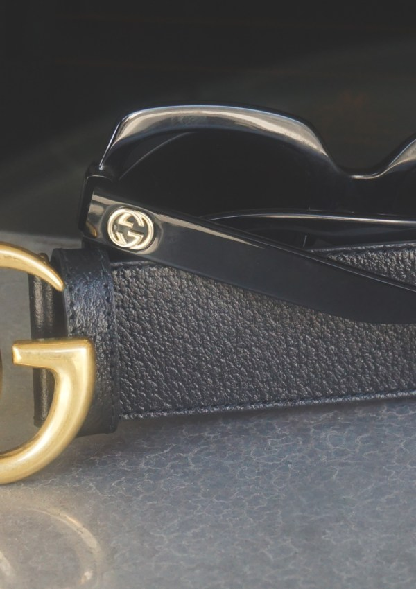 Accessory Obsession: Gucci Double G Belt