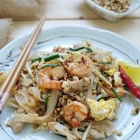 Pad Thai - Hủ tiếu xào chua kiểu Thái