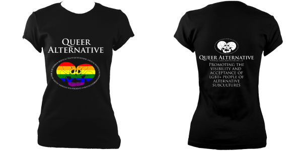 Queer Alternative women fitted