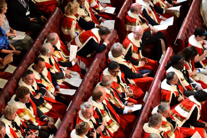 The Lords and Gay Pardons Legisltion