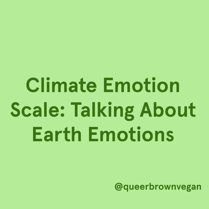 What is the Climate Scale?