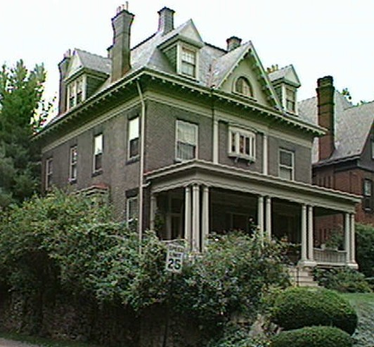 McClung house