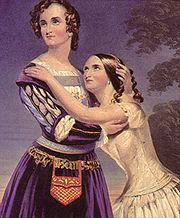 180px-Charlotte_and_Susan_Cushman_-_Romeo_Juliet_1846