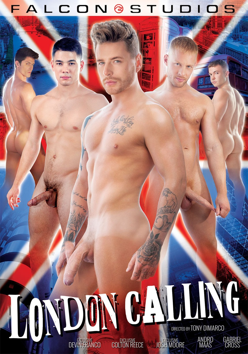 London Calling DVD cover