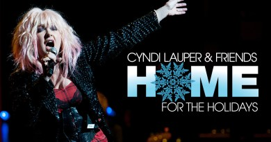 Cyndi Lauper Announces 8th Annual 'Home For The Holidays' Benefit Concert