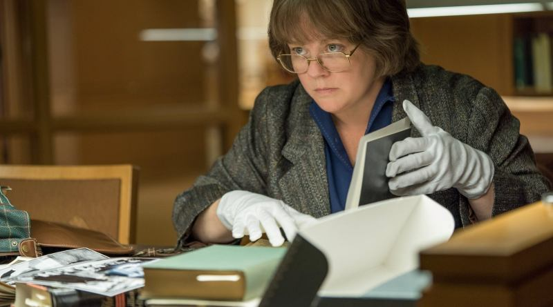 """Watch the brand new """"Elevator Pitch"""" featurette for 'Can You Ever Forgive Me?'"""