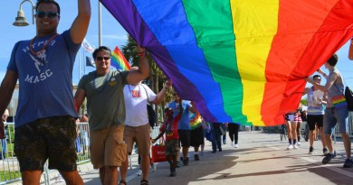 2019 Pride Fort Lauderdale To Include First Parade Ever On Fort Lauderdale Beach