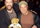 """Care Bears Jed Ryan and Joe Mannetti team up for """"Baskets For Iris"""" in New York City""""!"""
