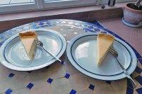 Torte zum Dessert