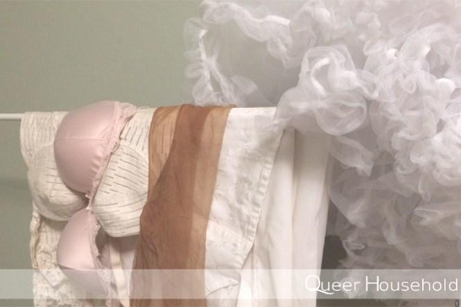 Feminine Undergarments - Queer Household
