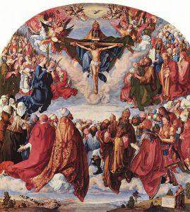 All Saints Albrecht  Dürer