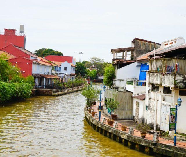 River Walk Malacca Things To Do In Gay Melaka Malaysia