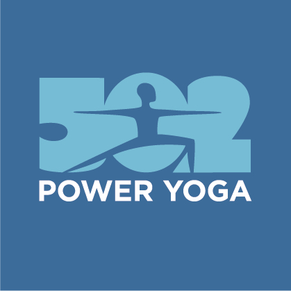 502 Power Yoga Logo