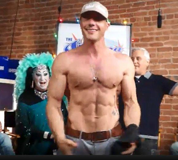 Jason Adonis Gay Porn Star TimRoma Show Nakedsword