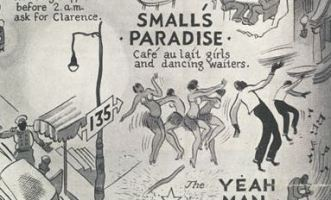 Smalls Paradise in 1930s Harlem (Detail)