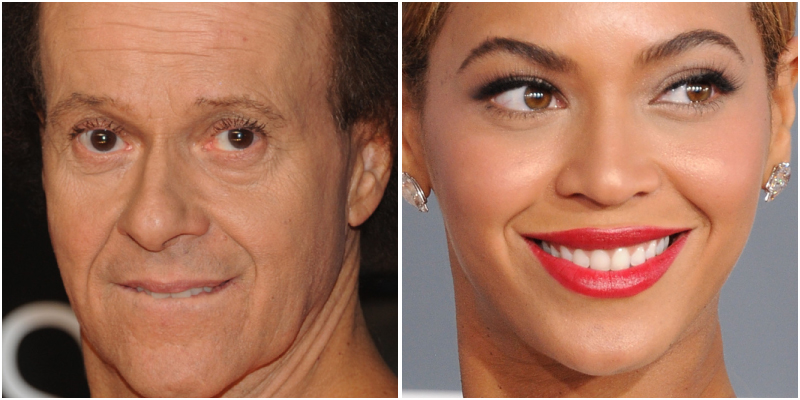 Richard Simmons & Beyoncé