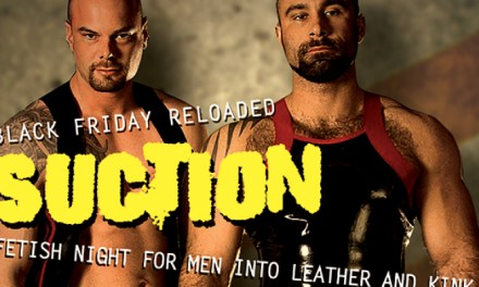 Suction:  Black Friday at the Eagle