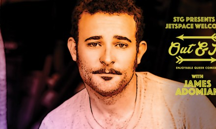 Tuesday 6/23/15: Out & In Pride Comedy Showcase with James Adomian