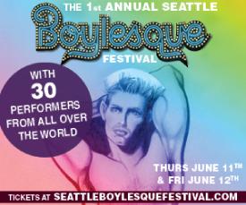 Boylesque Festival