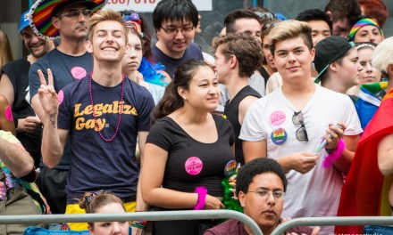Prideshots: Faces From Seattle Pride 2015