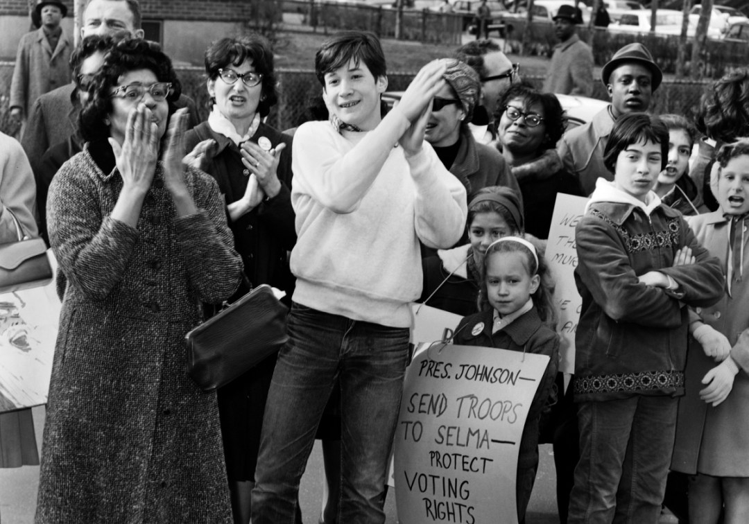 Civil Rights Demonstration - 1965