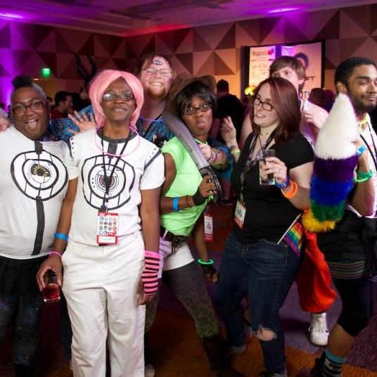 GaymerX 2014