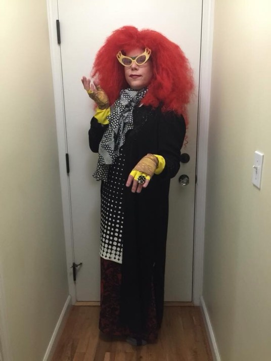 Adrian Ryan as Myrtle Snow.