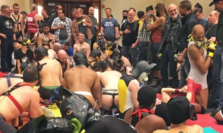 Mid-Atlantic Leather Weekend: A First-Timer's Guide/Experience