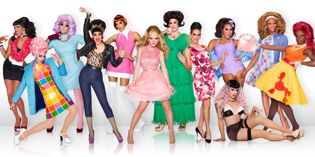 RuPaul's Drag Race Season 8 Cast Includes Seattle Queen