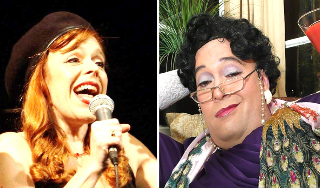 Angie Louise Dishes on March is Cabaret Month