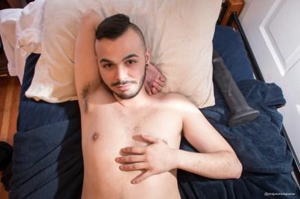 Bedroom Series: Jedadiah. Photos by Robert Roth.