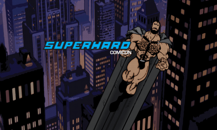 Saturday 4/9/16: SuperHard Comicon