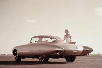 1956 Oldsmobile Golden Rocket Concept 253309