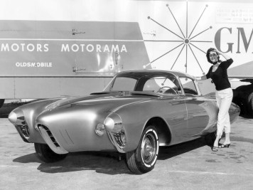 1956 Oldsmobile Golden Rocket Concept