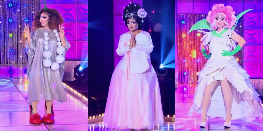 Kim Chi Three Looks