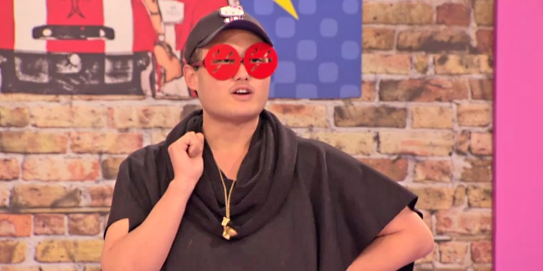 """Kim Chi reads with her """"Thu-thpicious"""" accent."""