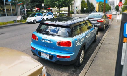 Go Go Gadget Getaway Car